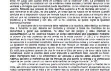 (CAT) (ESP) Gadhi: las bases de argumentación de la no-violencia (Asunción Gutiérrez)