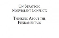 On Strategic Nonviolent Conflict: Thinking About the Fundamentals (Robert L. Helvy)