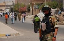 Campanya: Treballant per regular les empreses militars i de seguretat privada en Iraq