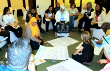 Workshop: Organizing for social change in Lebanon and Egypt