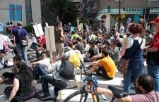 II Escola d'Estiu de Desobediència Civil a Madrid