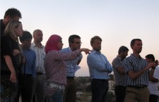(ENG) The PSCC and European External Action Service coordinate efforts in Nabi Saleh