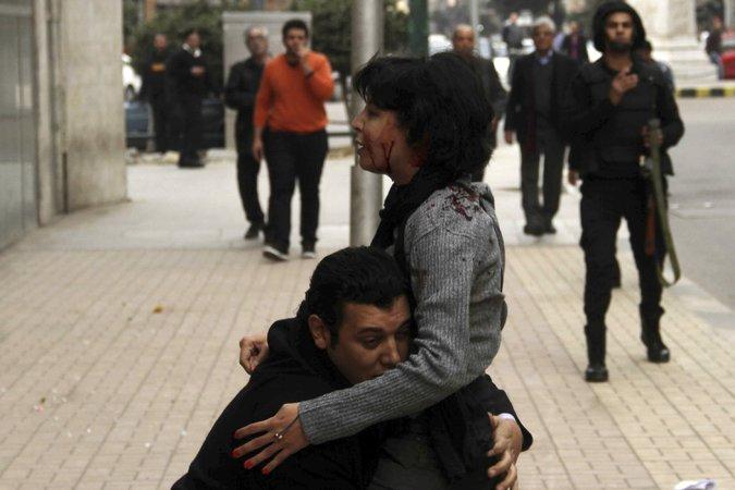 Shaima el Sabag, activista egípcia assassinada per la policia el passat 24 de gener a El Caire