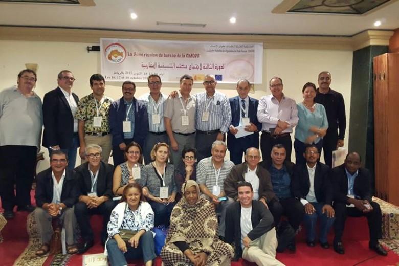 Communiqué de NOVACT  sur la situation vécue par son partenaire stratégique : la Coordination Maghrébine des Organisations des Droits Humains