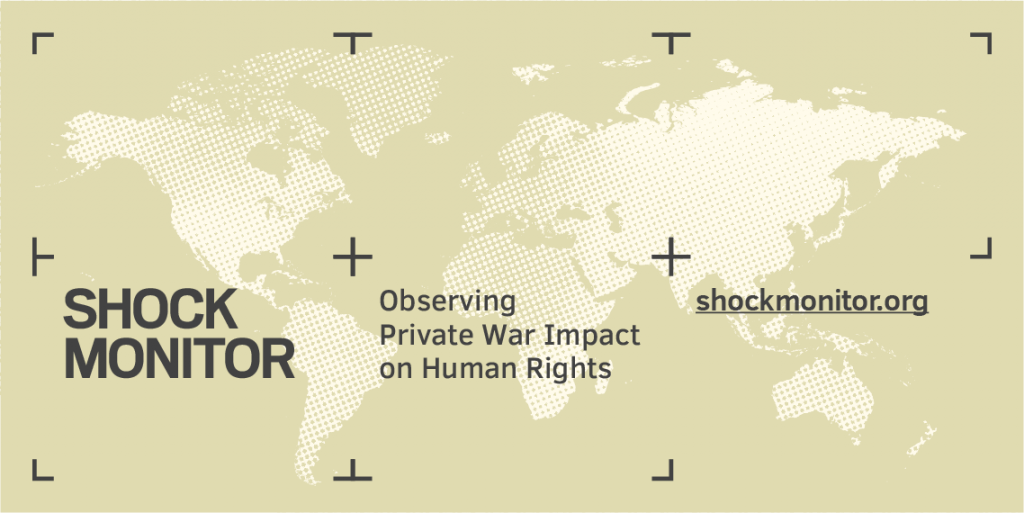 ShockMonitor - International Observatory in Private War and Human Rights Violations