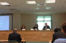 """El seminario """"Análisis del paradigma de la prevención del extremismo violento a partir de las propuestas de la ONU"""", en Palestina"""