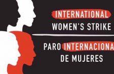 Comunicat: 8 de març, Aturada Internacional de Dones #NosotrasParamos