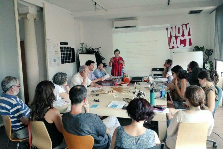 Notícia: A Novact portem anys treballant per fer realment universals els drets humans