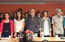 Comunicat: Davant les acusacions de la Guardia Civil sobre dos dels nostres membres