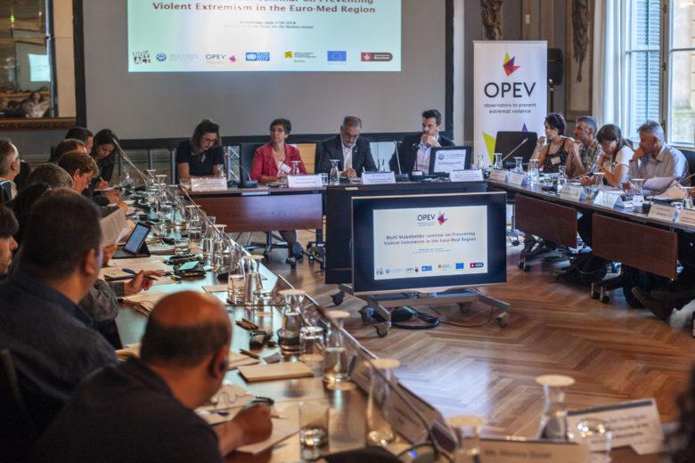 News: Barcelona hosts a seminar on PVE in the Euro-Mediterranean Region
