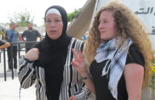 News: Ahed Tamimi, the young Palestinian icon of nonviolent resistance has been liberated with her mother