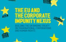 Colaborem a l'informe: Nexes entre la UE i la impunitat de les corporacions