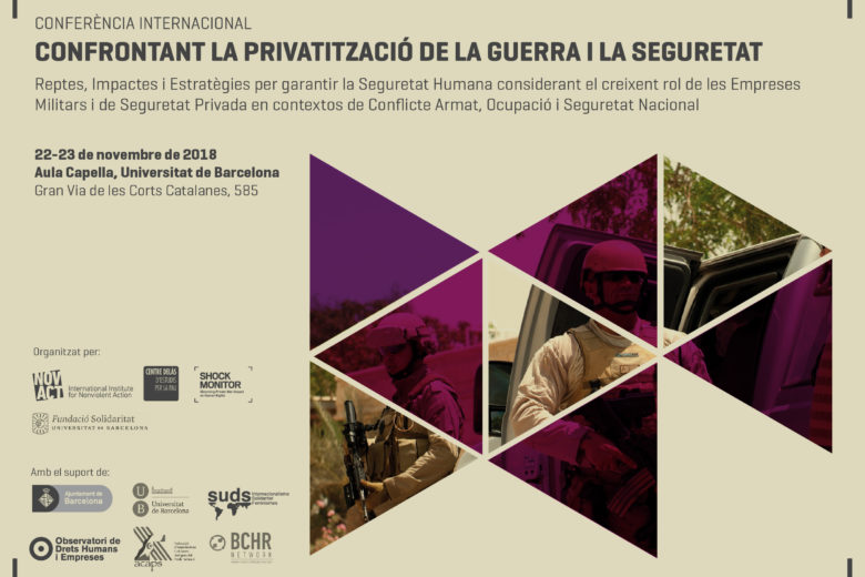 Seminar: Confronting the privatization of war and security