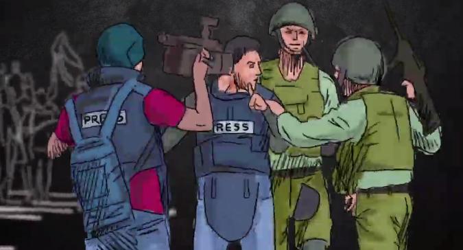 Campanya: Situació de les Defensores de Drets Humans a Palestina