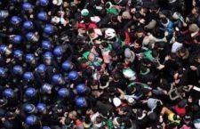 Comunicado: Ante la situación de represión contra las manifestaciones noviolentas de los últimos días en Argelia