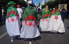 Editorial:  Algeria in the gale