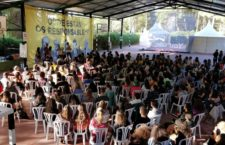 News:  Novact and Greenpeace inaugurate the first training camp for activists
