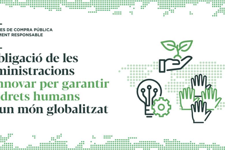 Agenda:  Jornades de Compra Pública Socialment Responsable