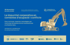 Agenda:  International Conference: Corporate Impunity in Occupation and Conflict's contexts