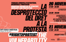 Agenda:  Conference #Right2Protest: The vulnerability of the Right to Protest