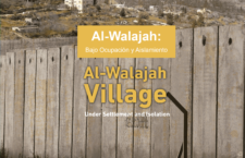 Report: Al-Walajah Village, under Settlement and Isolation